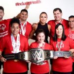 WWE Star Becky Lynch Teams Up with Special Olympics for New Exercise Videos