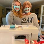 Student Creates Transparent Masks for Deaf Community