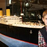 Meet the Inspiring Teen with Autism That Built World's Largest Lego Titanic Replica