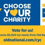 Vote for Accord in Old National's Choose Your Charity Initiative!
