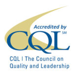Logo of CQL, the Council for Quality and Leadership