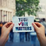Your Vote is Your Voice: National Disability Voter Registration Week
